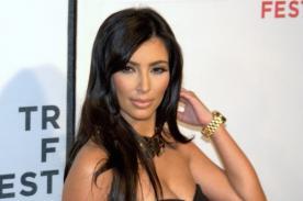 Hombre besó trasero de Kim Kardashian en la calle [VÍDEO]