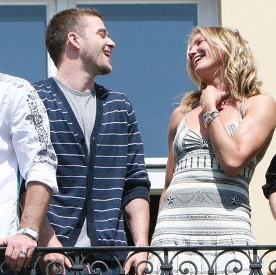 Justin Timberlake regresa con Cameron Diaz