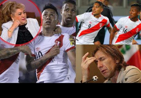 'Perú perderá partido contra Nueva Zelanda en penales'