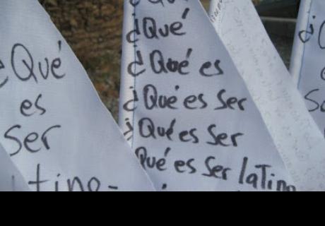 ¿Para ti qué es ser latinoamericano?