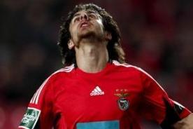 Fútbol portugués: Pablo Aimar recibe elogios de su entrenador