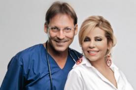 Doctor Tv Tomás Borda revela su lado más íntimo en la revista Gisela