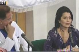 Alejandra Guzmán da detalles de su salud tras abandonar hospital