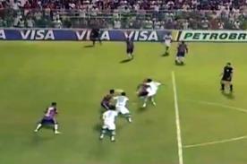 Video: Mira el golazo a lo Karate Kid en el fútbol de Brasil
