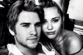 Miley Cyrus alerta sobre cuenta falsa en Twitter de Liam Hemsworth