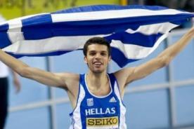 Olimpiadas 2012: Atleta griego queda fuera por control antidopaje