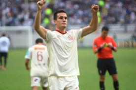Universitario: Aurelio Saco Vértiz será baja un mes por lesión