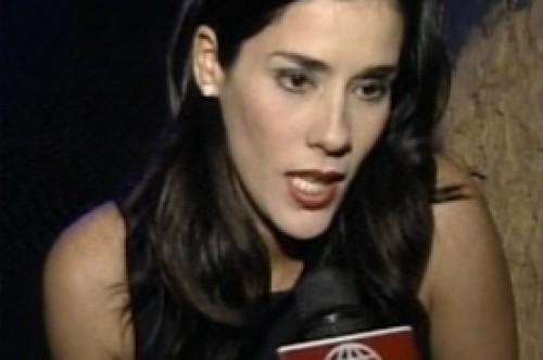 Gianella Neyra está molesta por fotos que le tomaron junto a Christian Rivero