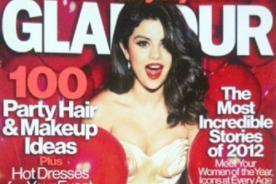 Selena Gomez es considerada como la Mujer del Año por la revista Glamour
