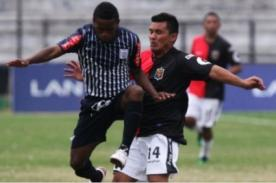 Alianza Lima empató con Melgar en Matute y lapidó la Copa Sudamericana