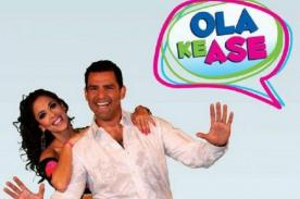 'Ola ke ase' será el nuevo programa de la televisión peruana