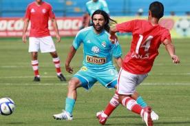 En vivo: Cienciano vs Sporting Cristal (2-0) Minuto a minuto - Descentralizado 2013