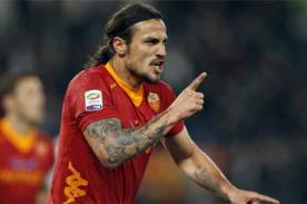 Duelo de Gigantes: Conoce al delantero Daniel Osvaldo de la Roma