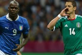 En vivo: Italia vs México (2-1) minuto a minuto - Copa Confederaciones 2013