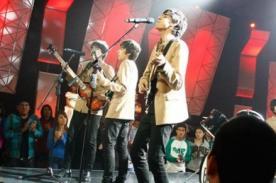 Yo Soy: The Beatles causa sensación en su debut - Video
