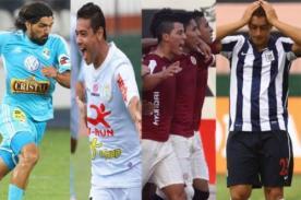 Fútbol Peruano: Tabla de posiciones tras la fecha 23 - Descentralizado 2013