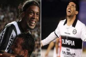 Resultado del partido Olimpia vs Atlético Mineiro (2-0) - Final Copa Libertadores 2013