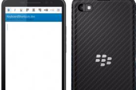 Video: Muestran primeras imágenes del Blackberry Z30