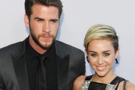 Miley Cyrus y Liam Hemsworth se vuelven a lucir juntos en una alfombra roja
