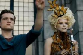 The Hunger Games: Tráiler internacional de 'Catching Fire' - Video