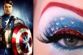 Halloween: Maquillaje inspirado en superhéroes - Fotos