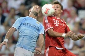 Champions League: Manchester City vs Bayern Munich en vivo por Fox Sports