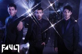 Jonas Brothers hablan de su nuevo disco 'V' con la revista Fault - Fotos