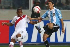 Argentina vs Perú: Ángel Di María será el capitán albiceleste