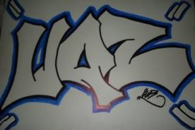 Graffitis fáciles: 5 sencillos pasos para tu diseño [VIDEO]