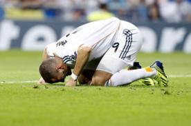 Video: Karim Benzema se falló gol cantado bajo el arco - Champions League
