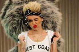 Miley Cyrus hasta ahora no incluye a Sudamérica en su gira Bangerz 2014
