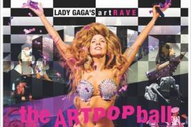 Lady Gaga anuncia su nueva gira mundial 'artRave: The ARTPOP Ball Tour'