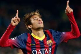 Video: Barcelona venció 2-1 a Villarreal con doblete de Neymar