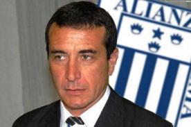 Alianza Lima: Este sería el once de Guillermo Sanguinetti para el 2014