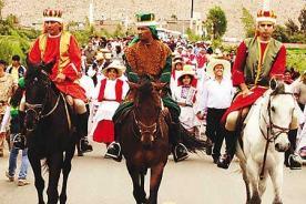 Música para celebrar la 'Bajada de Reyes'