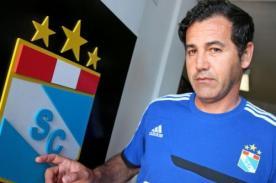 Daniel Ahmed: Sporting Cristal ya está completo