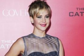 Jennifer Lawrence será presentadora de los Globos de Oro 2014