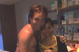 Cristian Castro remece Twitter al lucirse completamente desnudo