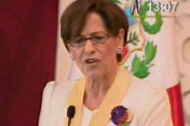 Susana Villarán: Hoy puedo decir con certeza que todo ha valido la pena