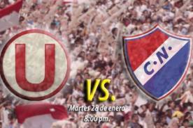 En vivo: Universitario de Deportes vs Nacional de Paraguay - Minuto a minuto
