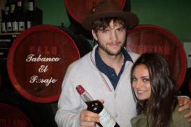 Mila Kunis celebra cumpleaños de Ashton Kutcher con fiesta sorpresa