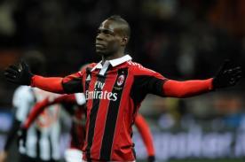 ¿Mario Balotelli dejaría el AC Milán por el mal momento del club?
