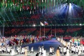Sochi 2014: Deportistas se despiden de los Juegos Olímpicos de Invierno