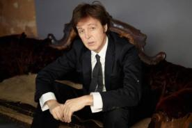 Paul McCartney recibe premio por 50 años de carrera musical