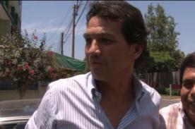 Franco Navarro: La designación de Bengoechea fue equivocada