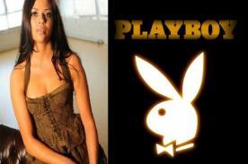 Playboy: Modelo demanda a revista por usar su trasero como campo de golf