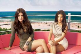 Kourtney y  Khloé alistan nuevo show en el que no participará Kim Kardashian