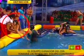 Combate: 'China' Fabianne  sufre terrible lesión en el hombro - Video