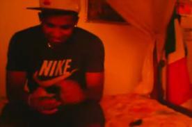Junior Ponce aparece en polémico video con popular travesti - VIDEO