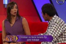 Mónica Cabrejos es comparada con Laura Bozzo por su programa 'La Prueba'